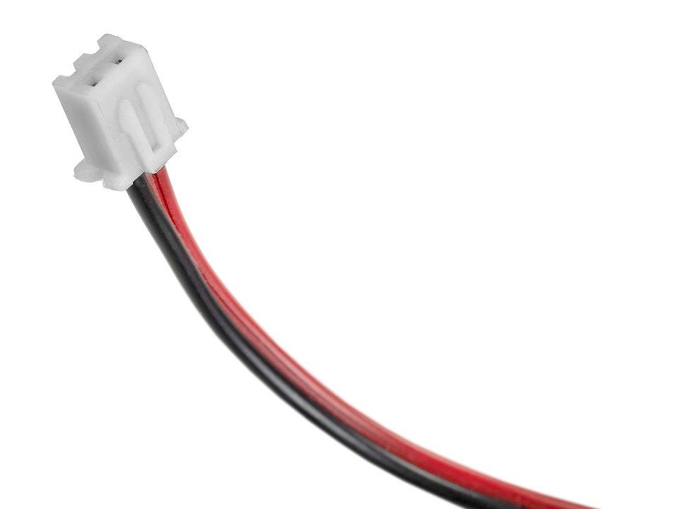 2-poliger Stecker für Lilliput Monitor.