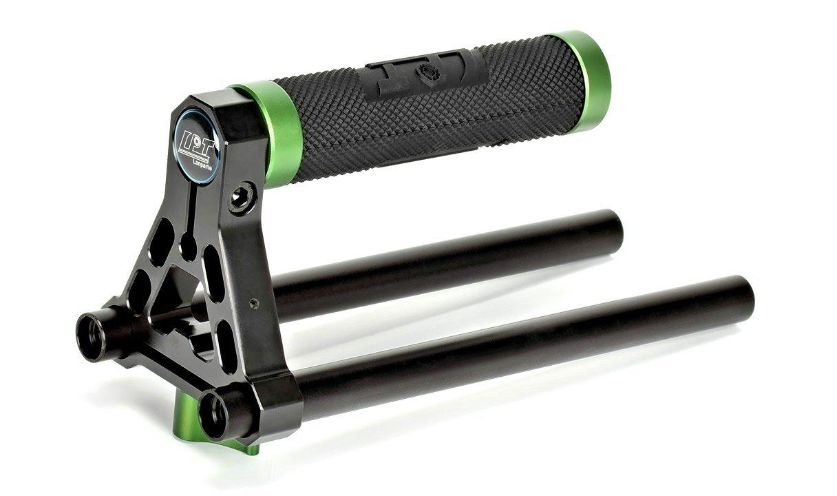 Lanparte TH-01 Top Handle / Top Griff für Rigs mit 15mm Rods.