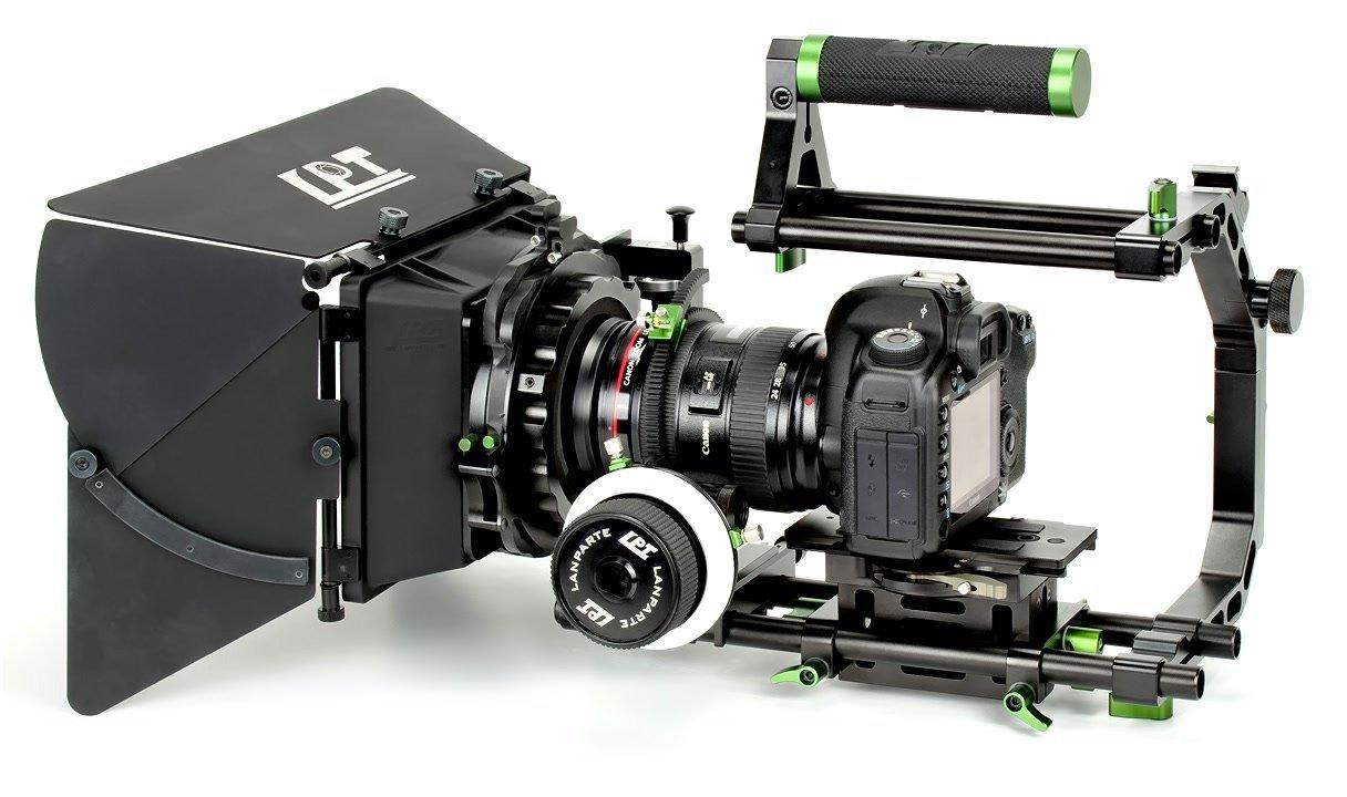 Lanparte DSLR Cinema Bundle mit TH-01 Griff.