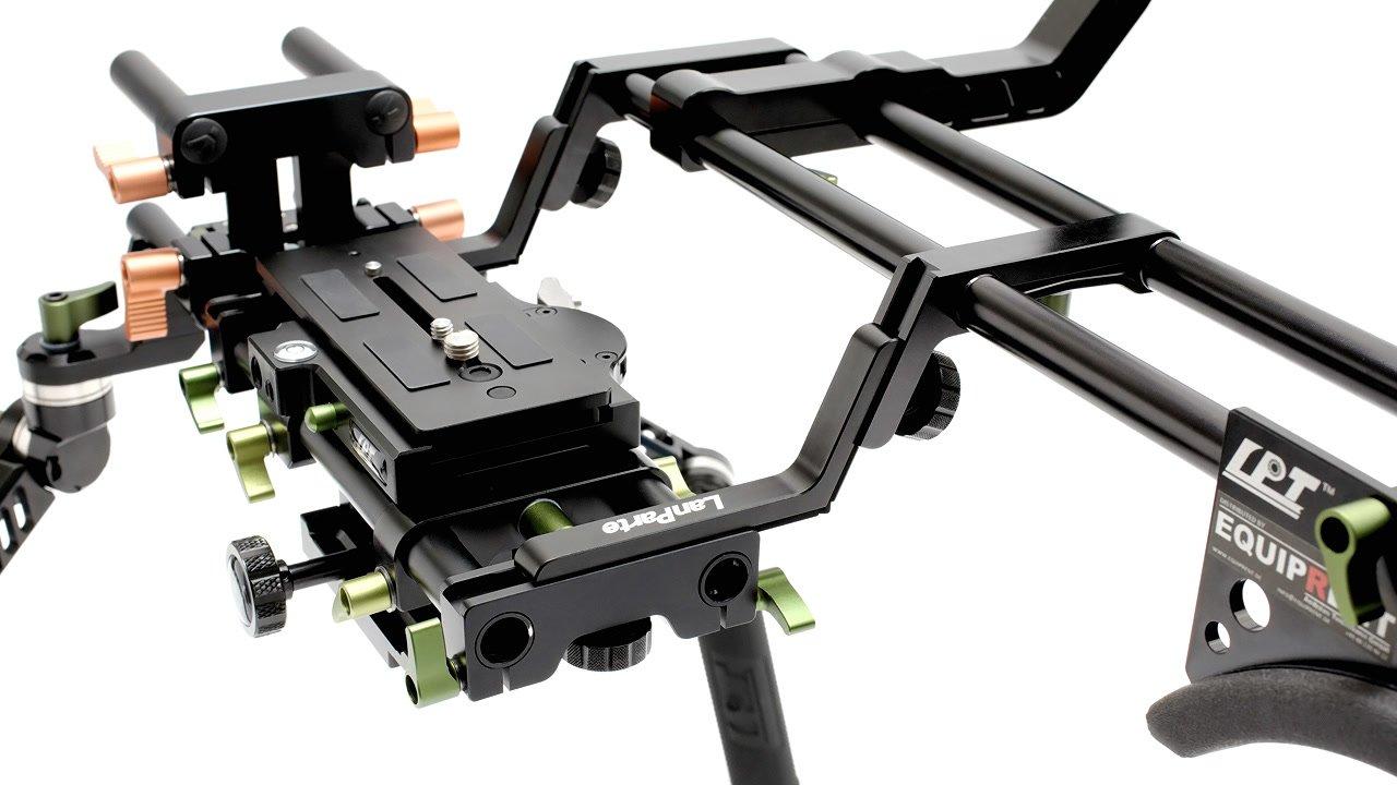 Rig mit zwei flexiblen Z-Verbindern.