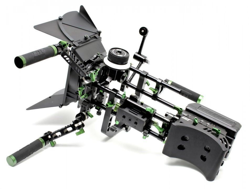 Lanparte PK-01 Professional Kit - Ultimatives DSLR und Camcorder Rig Foto Nr. 10