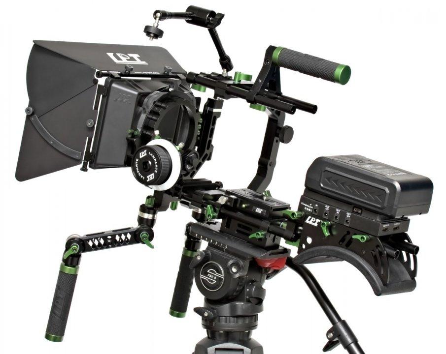 Lanparte PK-01 Professional Kit - Ultimatives DSLR und Camcorder Rig Foto Nr. 3
