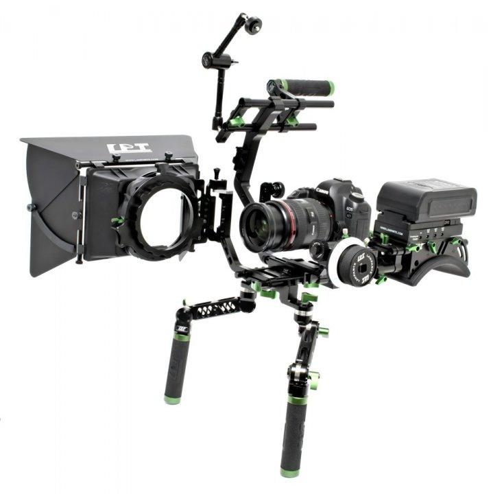 Lanparte PK-01 Professional Kit - Ultimatives DSLR und Camcorder Rig Foto Nr. 4