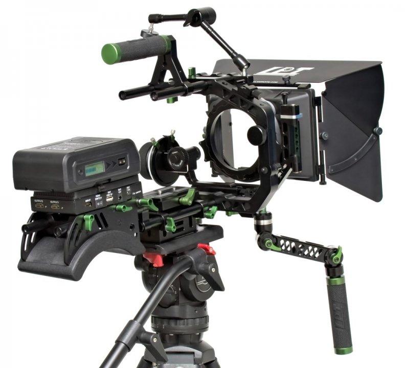 Lanparte PK-01 Professional Kit - Ultimatives DSLR und Camcorder Rig Foto Nr. 7