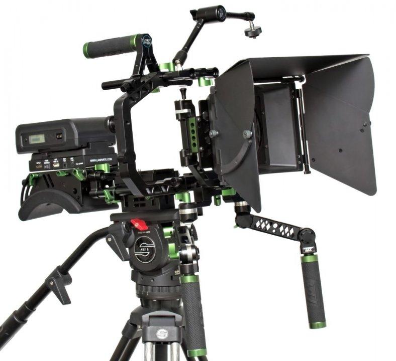Lanparte PK-01 Professional Kit - Ultimatives DSLR und Camcorder Rig Foto Nr. 8