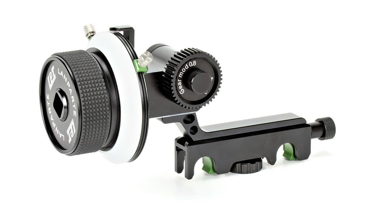 Lanparte FF-02 Follow Focus aus Tripod Support Kit.