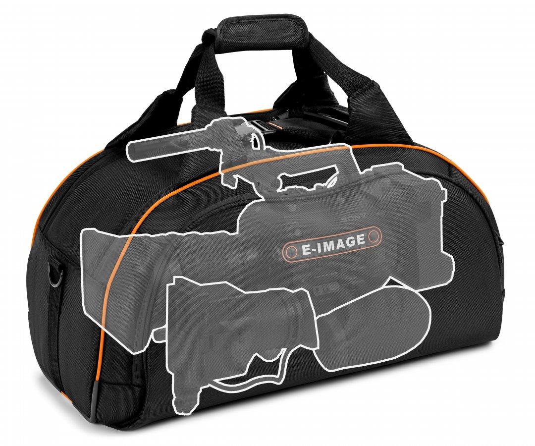 E-IMAGE Oscar S10 (EB-0901): Kameratasche für mittelgroße Kameras.