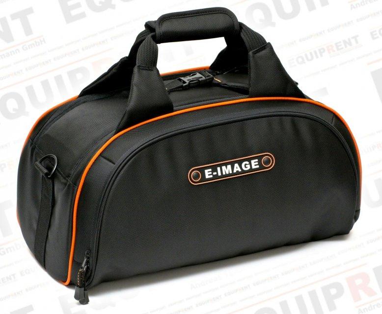E-IMAGE Oscar S (EB-0908): Kameratasche für kleine Camcorder und VDSLR.
