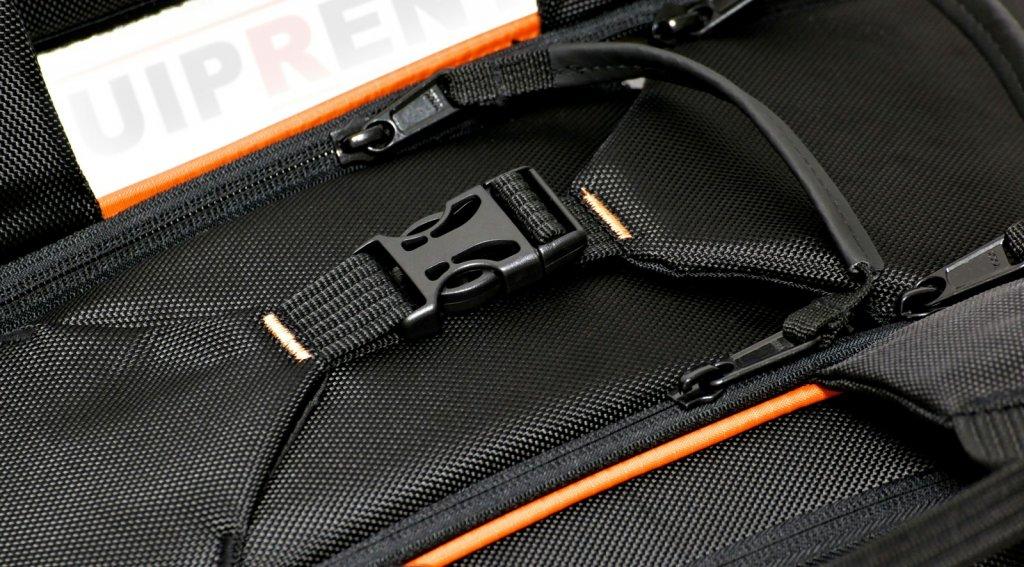 E-IMAGE Oscar S (EB-0908): Kameratasche für kleine Camcorder und VDSLR Foto Nr. 2