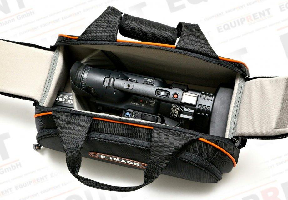 E-IMAGE Oscar S (EB-0908): Kameratasche für kleine Camcorder und VDSLR Foto Nr. 6