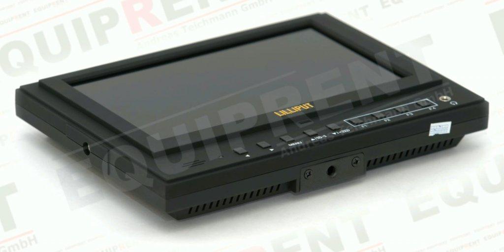 Lilliput 5D-II O/P: 18cm/7 Zoll TFT Monitor, 1024x600, Peaking Foto Nr. 2