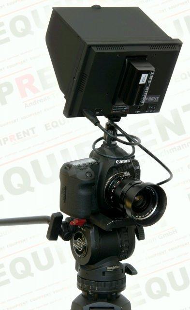 Lilliput 5D-II O/P: 18cm/7 Zoll TFT Monitor, 1024x600, Peaking Foto Nr. 5