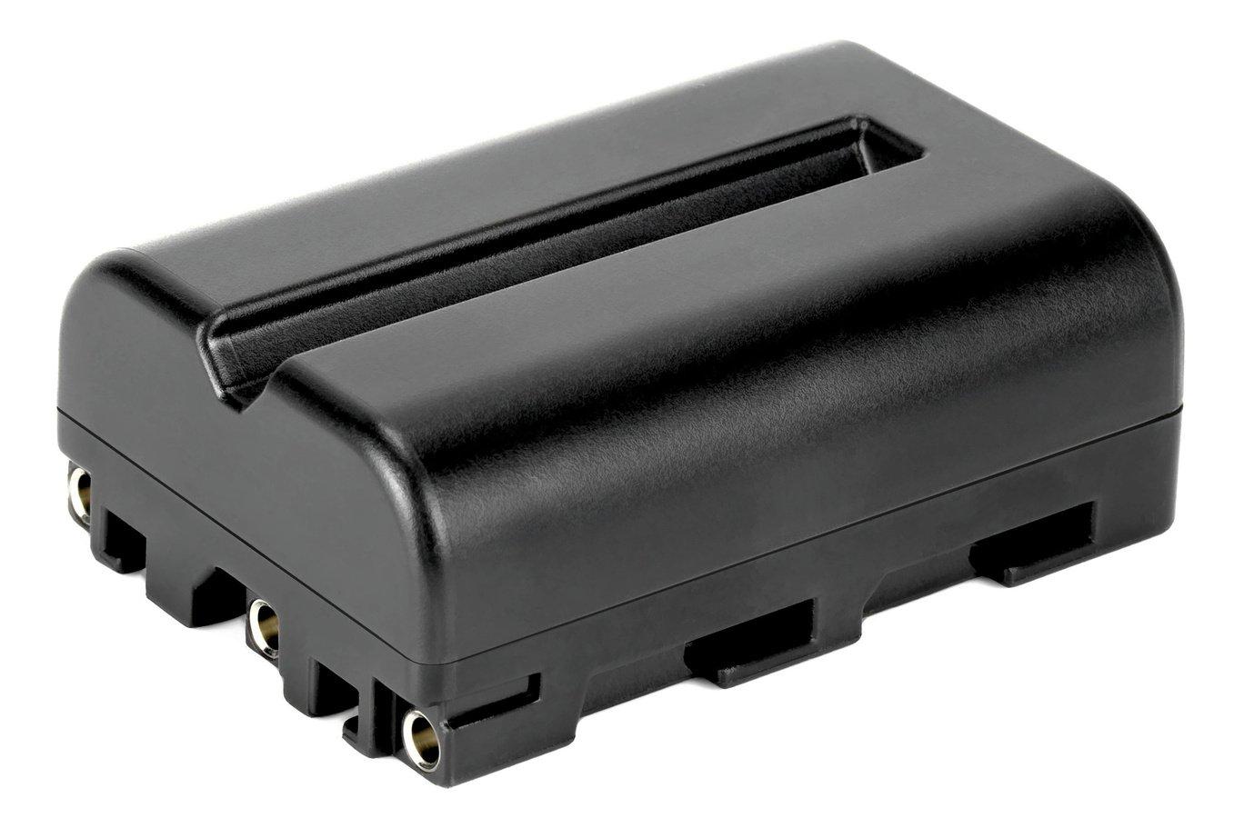 ROKO NP-FM500H Akku für Sony DSLR (7.4V / 1800mAh / 13.3Wh).