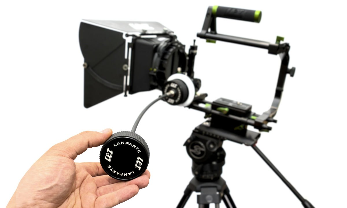 Lanparte FW-02 Peitsche / Whip 350mm für Follow Focus (ARRI Style) Foto Nr. 4