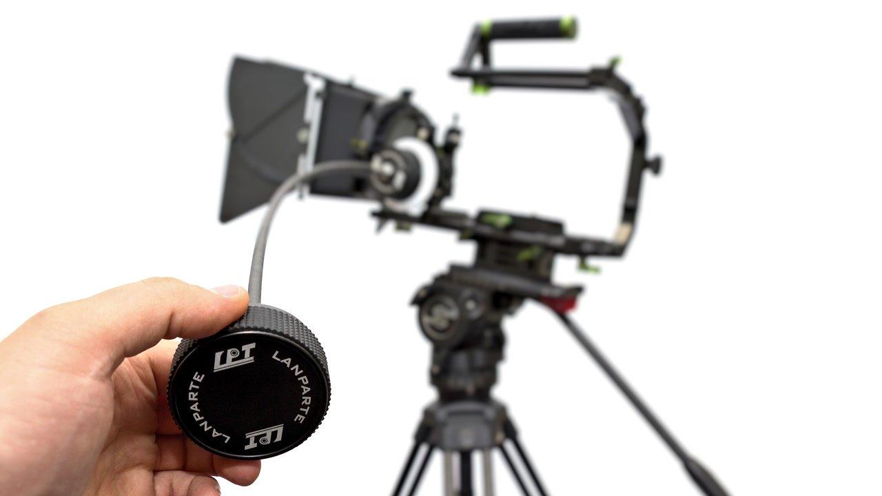 Lanparte FW-01 Peitsche / Whip 450mm für Follow Focus (ARRI Style) Foto Nr. 4
