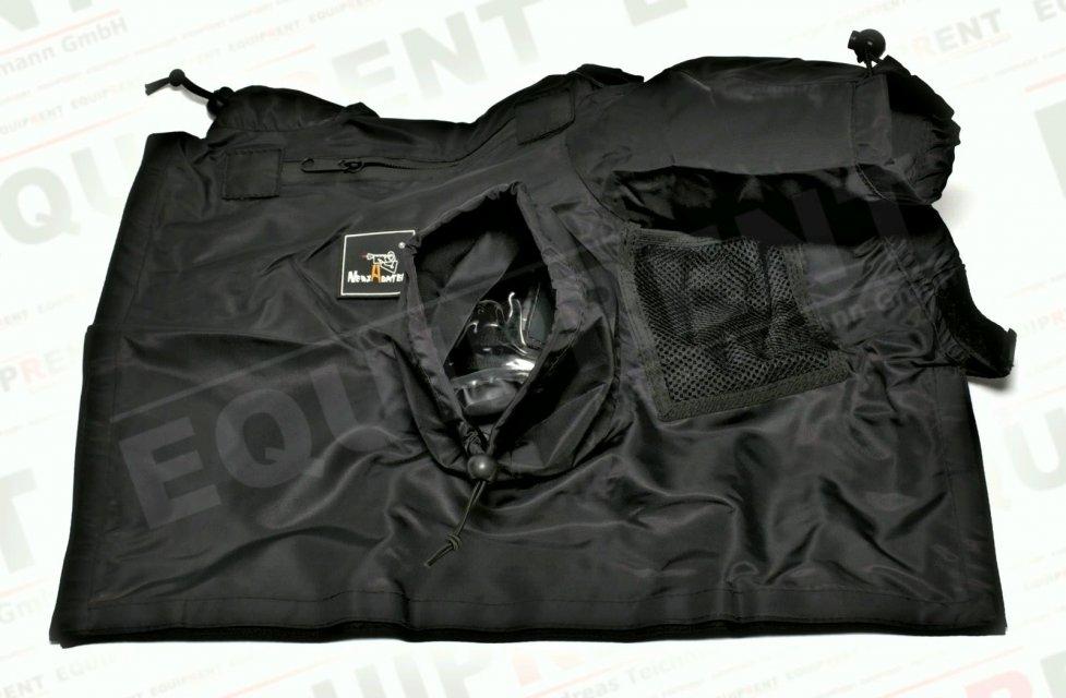 NewsHunter NH-Y-15 Regenschutz für Sony HVR-Z5 / NX-5 Foto Nr. 1