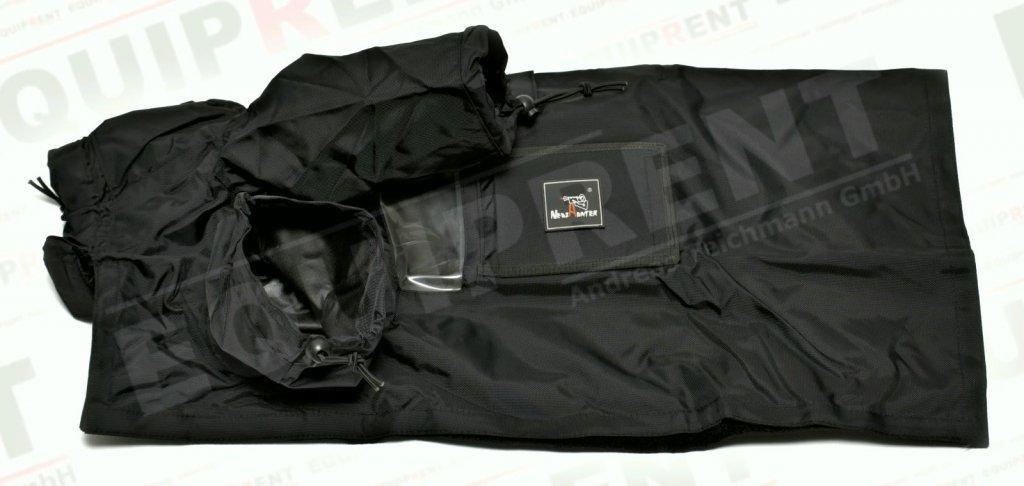 NewsHunter NH-Y-11 Regenschutz für JVC GY-HD 100 / 101 / 110.