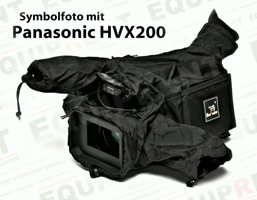 NewsHunter NH-Y-16 Regenschutz für JVC GY-HM100 Foto Nr. 3