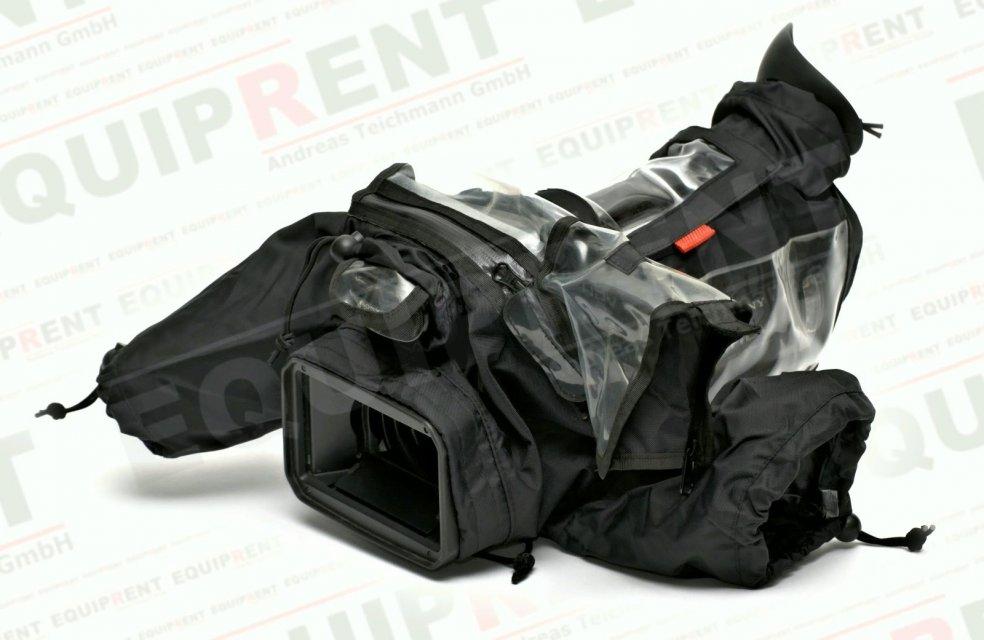 NewsHunter NH-Y-07 Regenschutz für Sony HVR FX1 / Z1 Foto Nr. 2