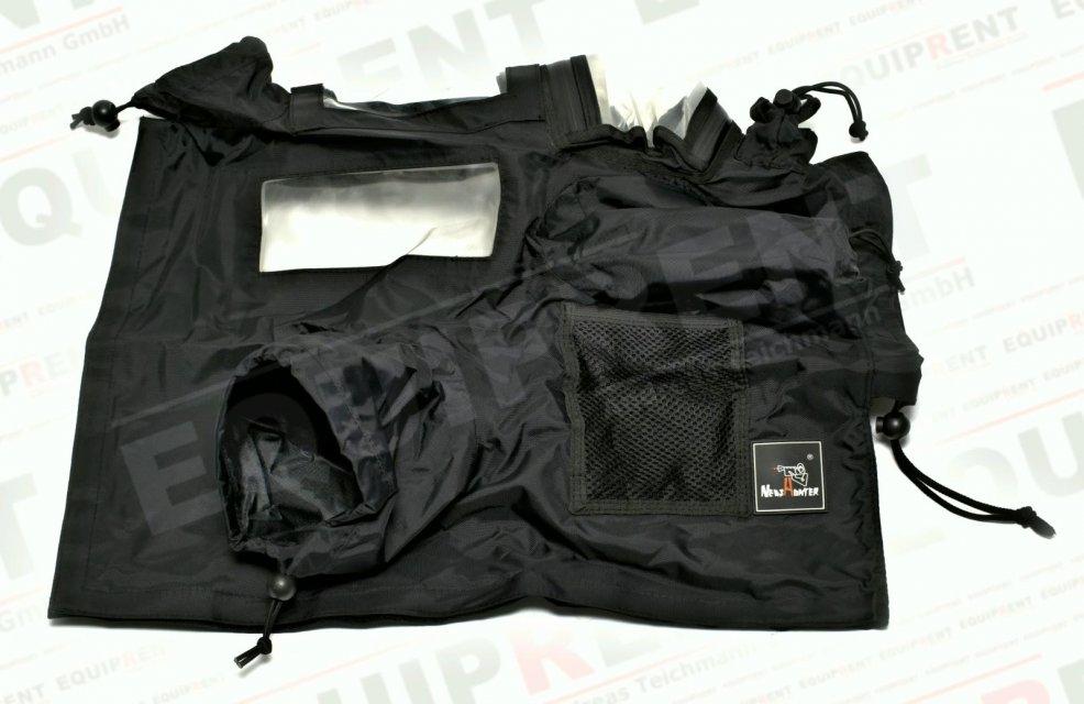 NewsHunter NH-Y-07 Regenschutz für Sony HVR FX1 / Z1 Foto Nr. 3
