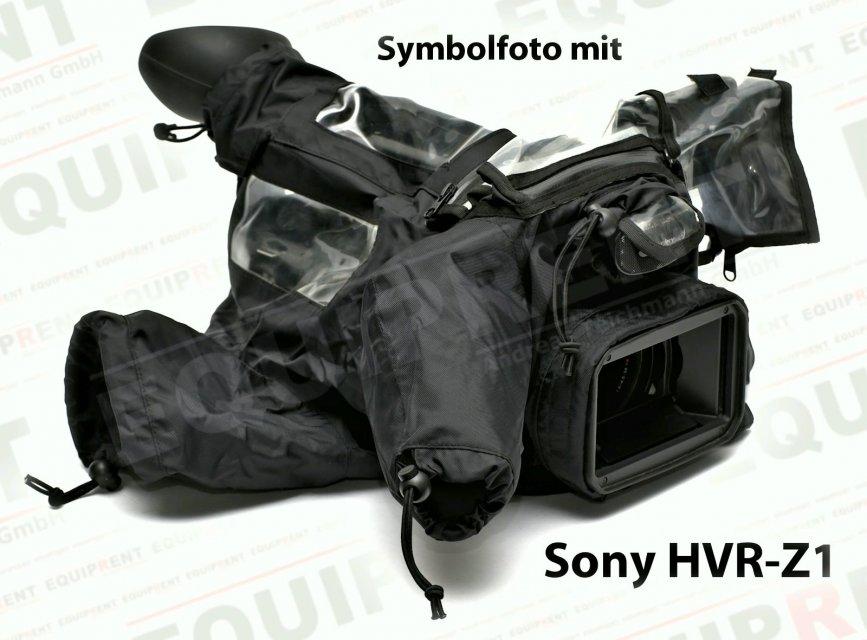 NewsHunter NH-Y-06(190) Regenschutz für Sony DSR-PD150 / 170 / VX2100 Foto Nr. 4