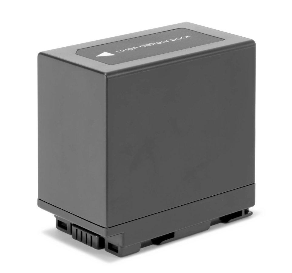 ROKO CGA-D54 Akku für Panasonic Camcorder mit CGA-D54 / CGA-D54S System.