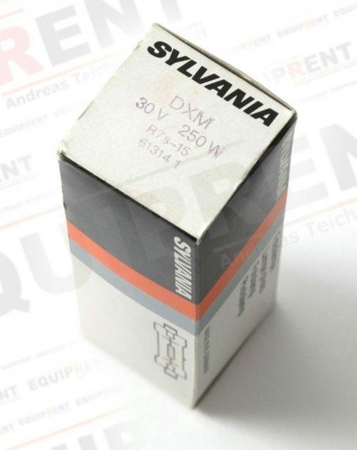 OSRAM Sylvania 61314 / Brenner / 250W / 30V / R7s-15 DXM Foto Nr. 2
