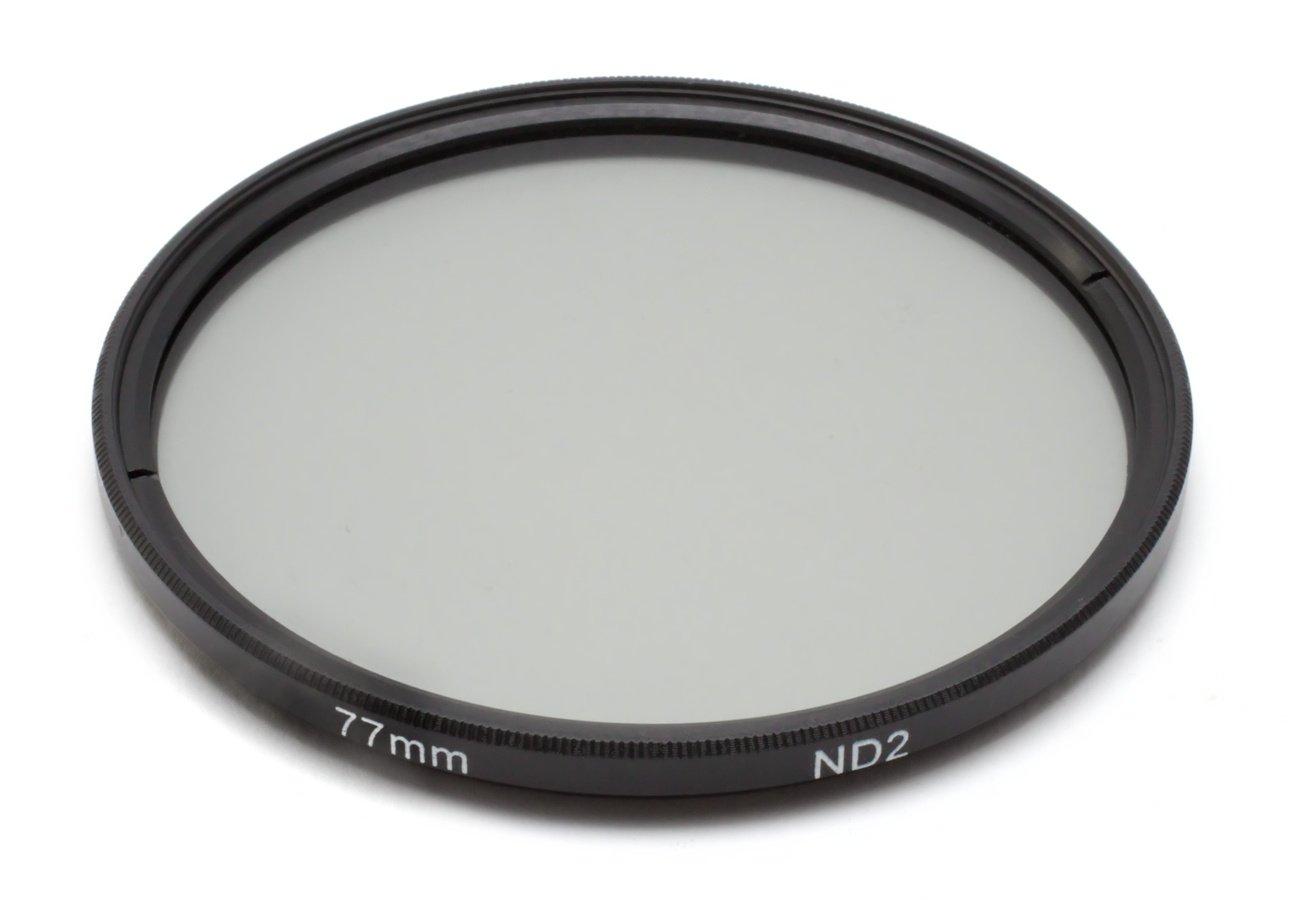 ROKO ND 0.3 Filter 77mm / ND2 / Neutral Density zum Einschrauben.