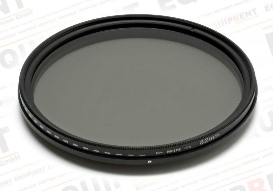ROKO Slim Fader ND 82mm / Vari / Vario ND Filter (ND2-ND400) Foto Nr. 1