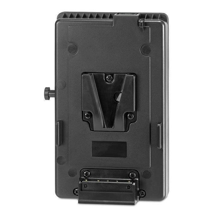 ROKO VM/A V-Mount / V-Lock Akkuplatte mit D-Tap Buchse.