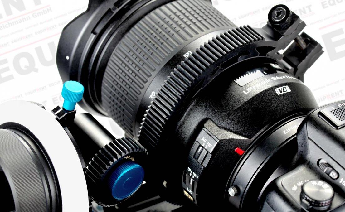 ROKO Zahnring Set / Lens Gears Kit 60-85mm für Mod 0.8 Follow Focus Foto Nr. 4