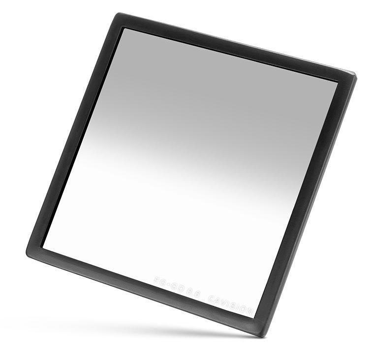 Cavision 4x4 Grad Neutral Density / ND Verlauf Filter 0.6 (FTG4X4GD06).