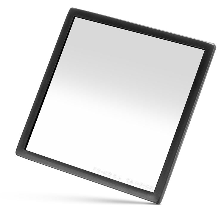 Cavision 4x4 Grad Neutral Density / ND Verlauf Filter 0.3 (FTG4X4GD03).