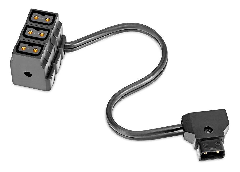 ROKO PTM-X3 3-fach D-Tap Verteiler.