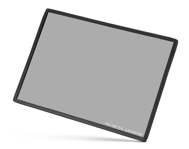 Cavision FTG4X565ND0.6-D2 4x5.65 Enhanced Range ND Filter 0.6 2mm.