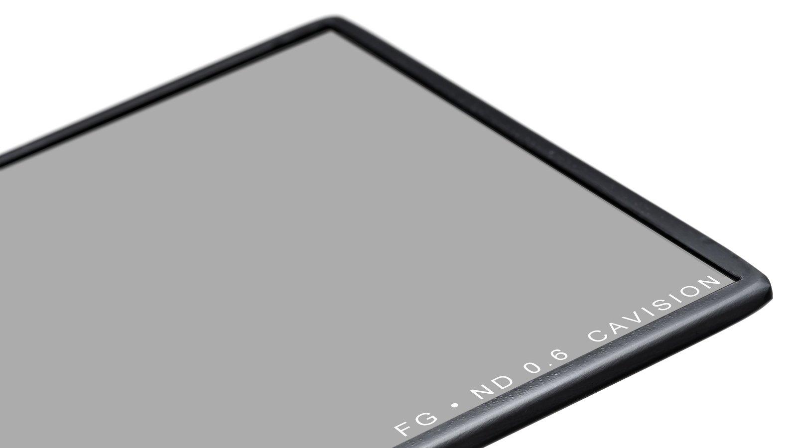Cavision FTG4X565ND0.6-D2 4x5.65 Enhanced Range ND Filter 0.6 2mm Foto Nr. 1