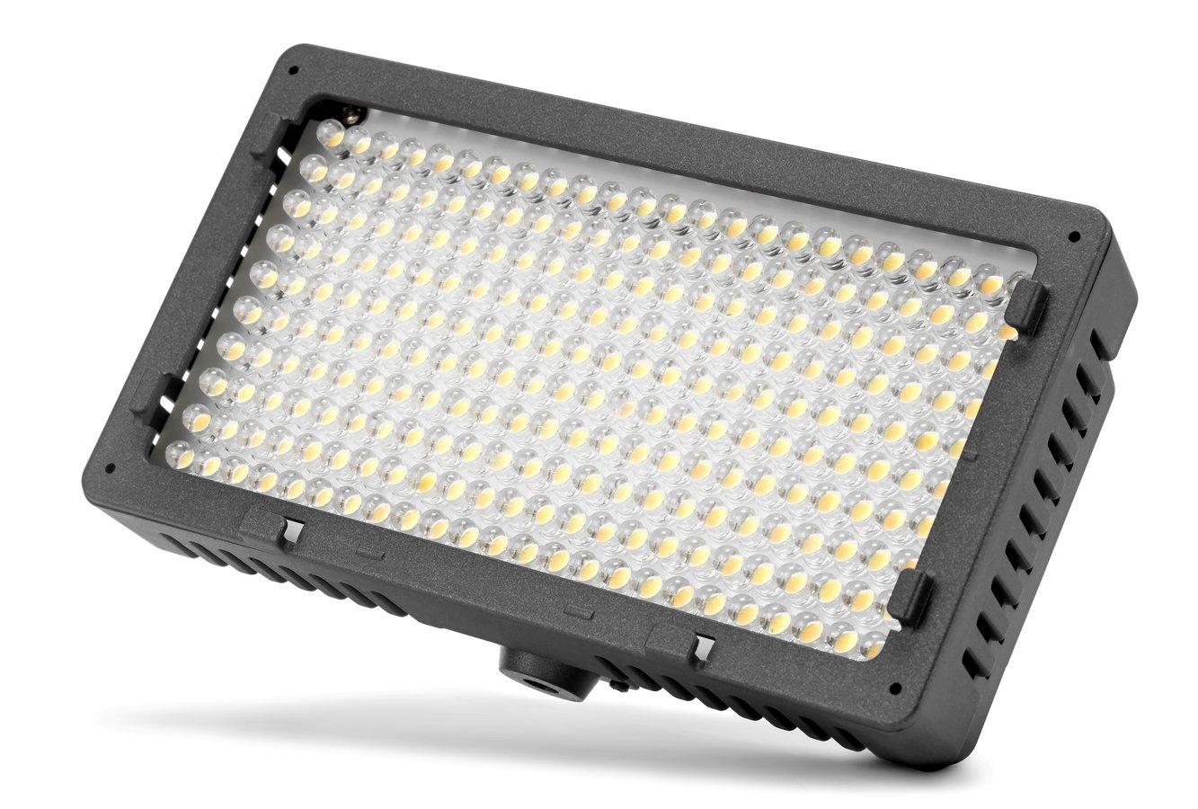 Luxotron CN-240CH BiColor LED Akkuleuchte mit CRI 95+ und 1000lx / 1m.