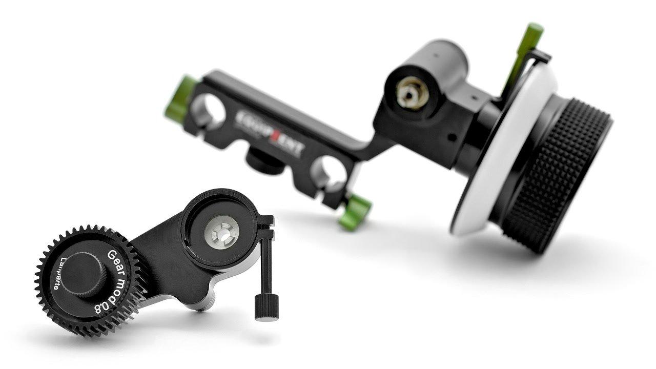Verlängerungsarm passt auf FF-01 und FF-02 Follow Focus.