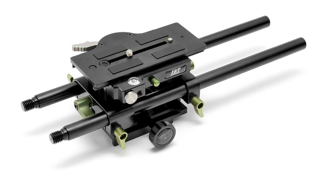 Lanparte VMP-01 Baseplate mit VCT-14 Anschluss + Höhenverstellung.