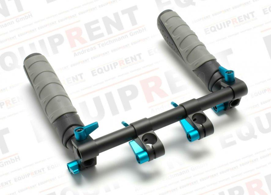 FOTGA DP500 II ergonomische Griffe für Rigs mit 15mm Rods Foto Nr. 1