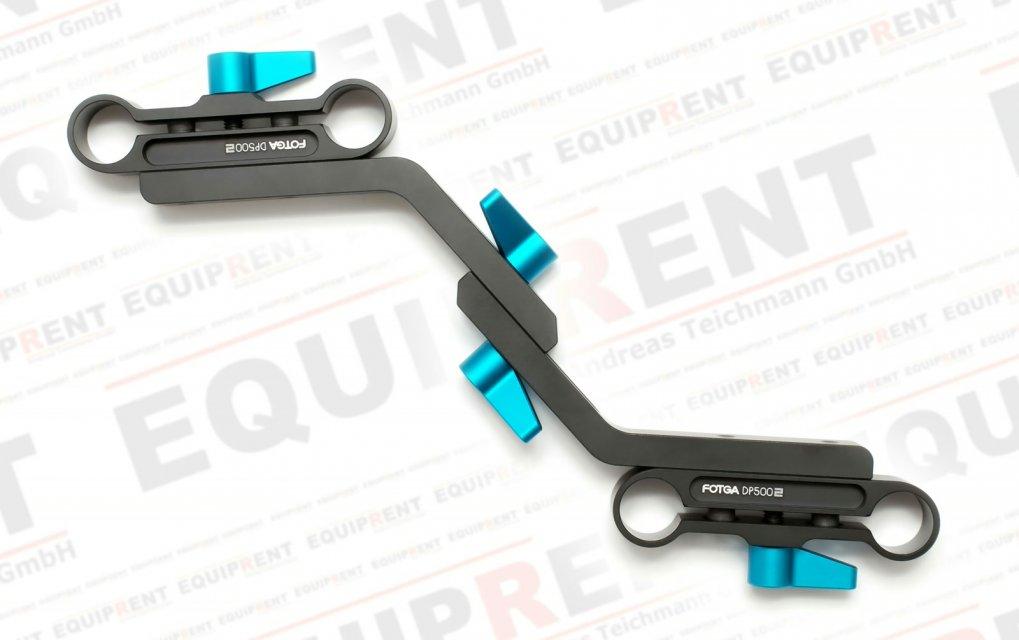 FOTGA DP500 II flexibler Z-Verbinder (asymetrisch).