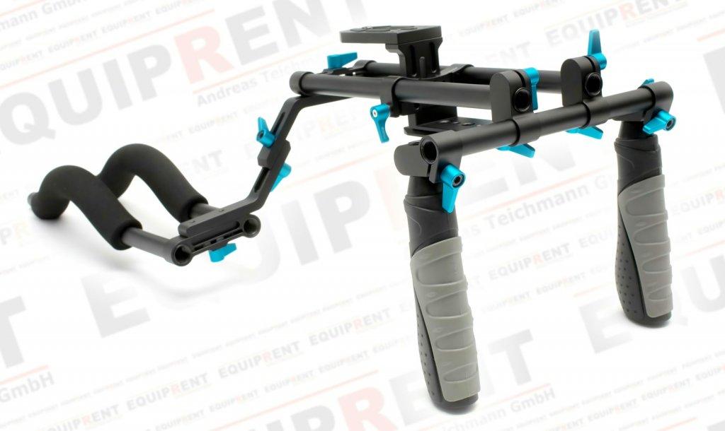 FOTGA DP500 II flexibler Z-Verbinder (asymetrisch) Foto Nr. 1