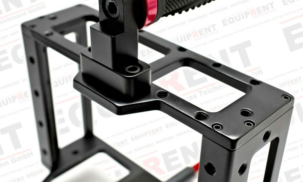 Sunrise HSR-609 DSLR Camera Cage mit 15mm Rod Support Foto Nr. 4