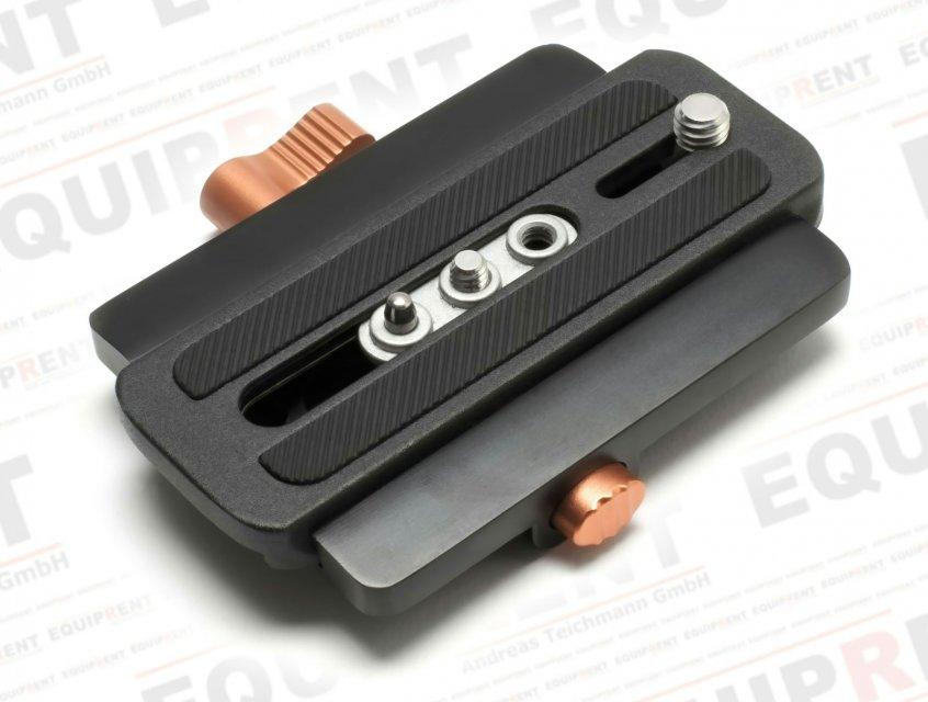 E-IMAGE Schnellwechselplatte P-6 (kompatibel mit 706x-Köpfen).