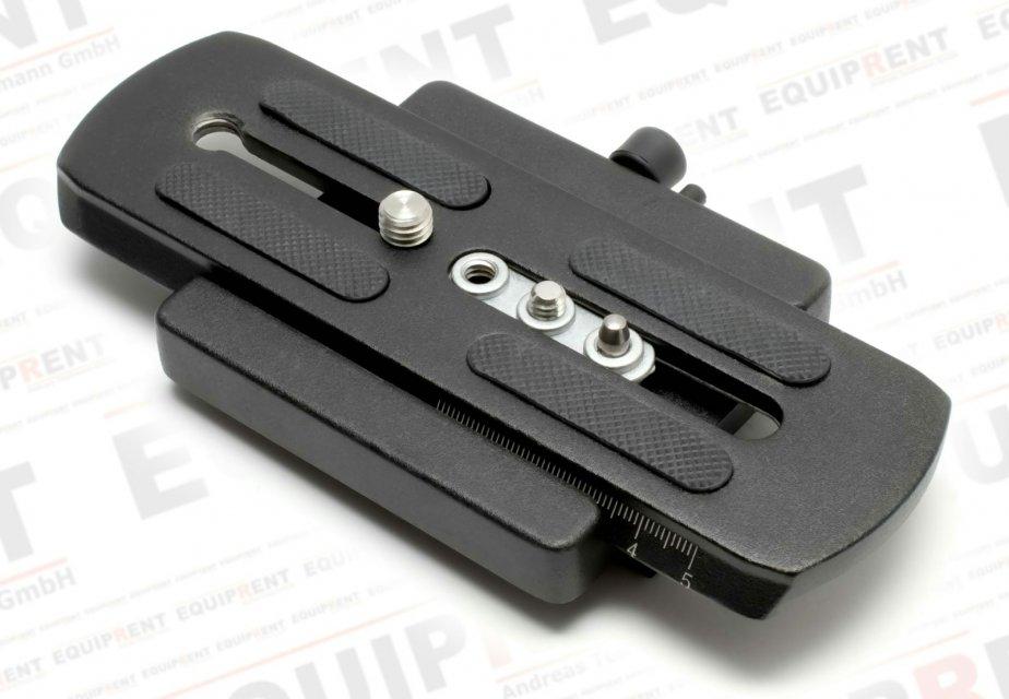 E-IMAGE Schnellwechselplatte P-7 (kompatibel mit 708x-Köpfen).