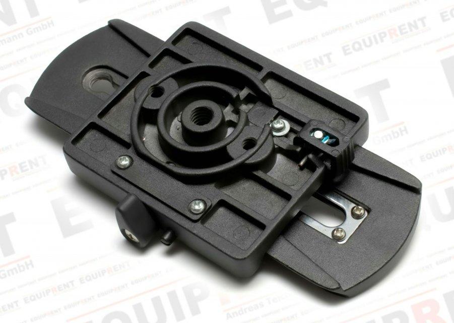 E-IMAGE Schnellwechselplatte P-7 (kompatibel mit 708x-Köpfen) Foto Nr. 1