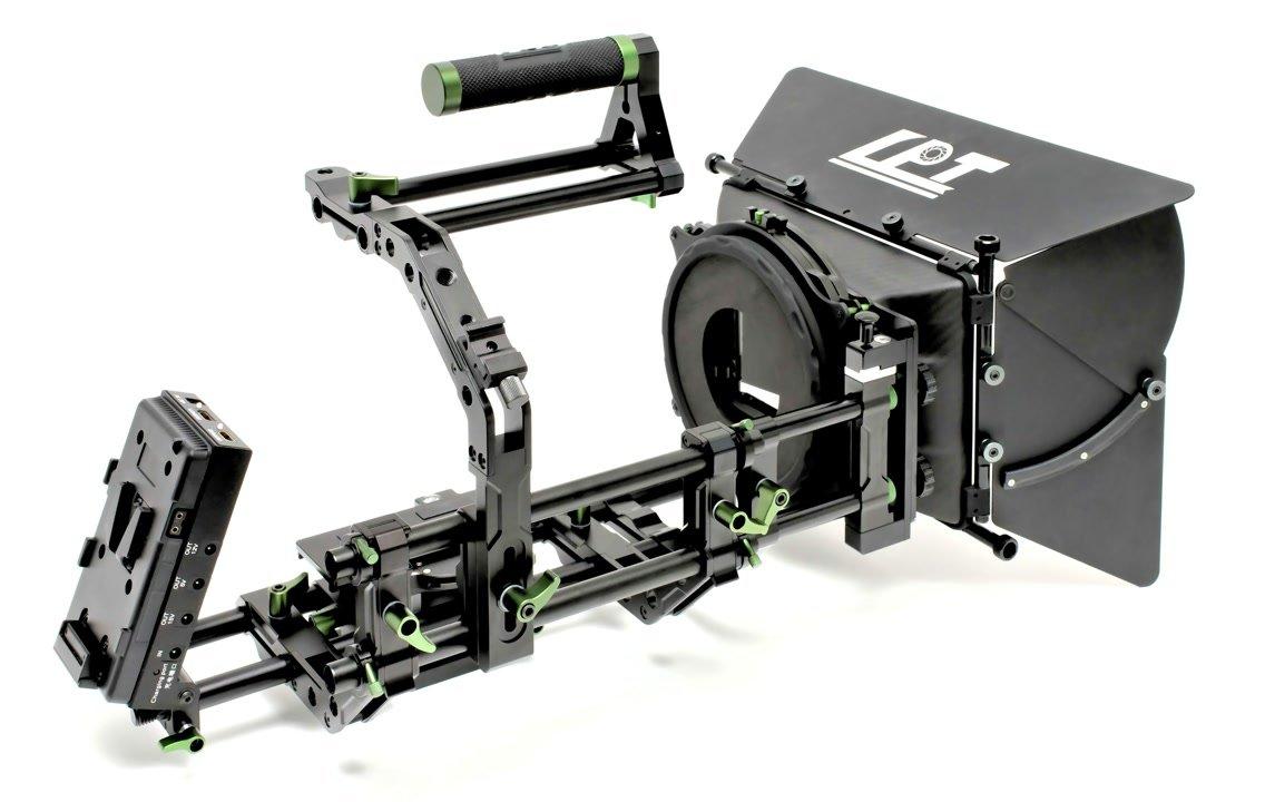 Das C-Bracket ist sehr robust und für schwere Rigs ausgelegt.