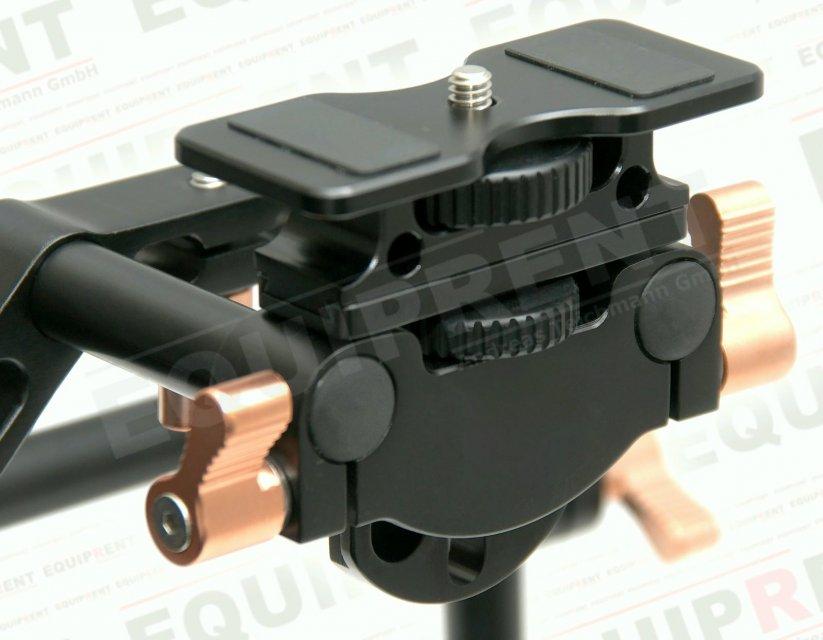 ROKO Rig Parts: Camera Raiser / Basisplatte Foto Nr. 3