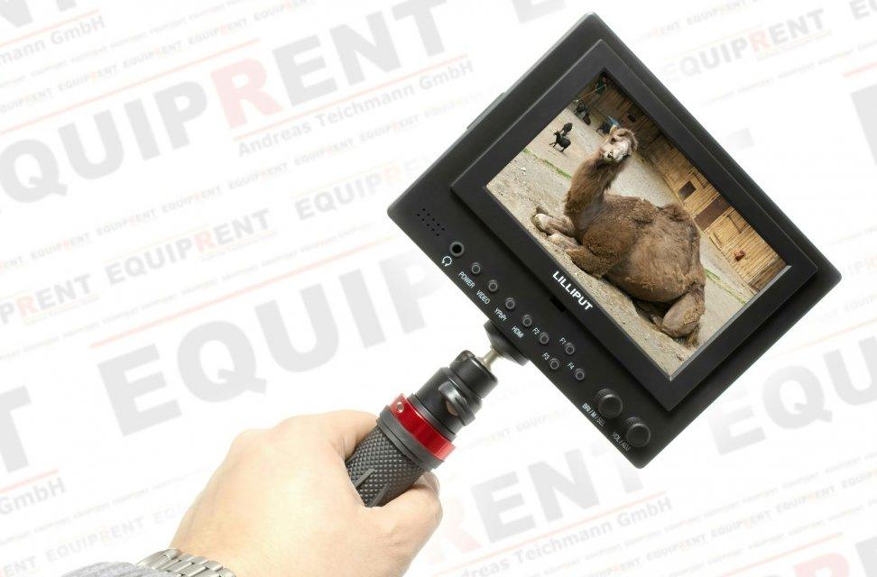 Sunrise Mobile Holder Rig / praktischer Haltegriff für Handy + Kamera Foto Nr. 7