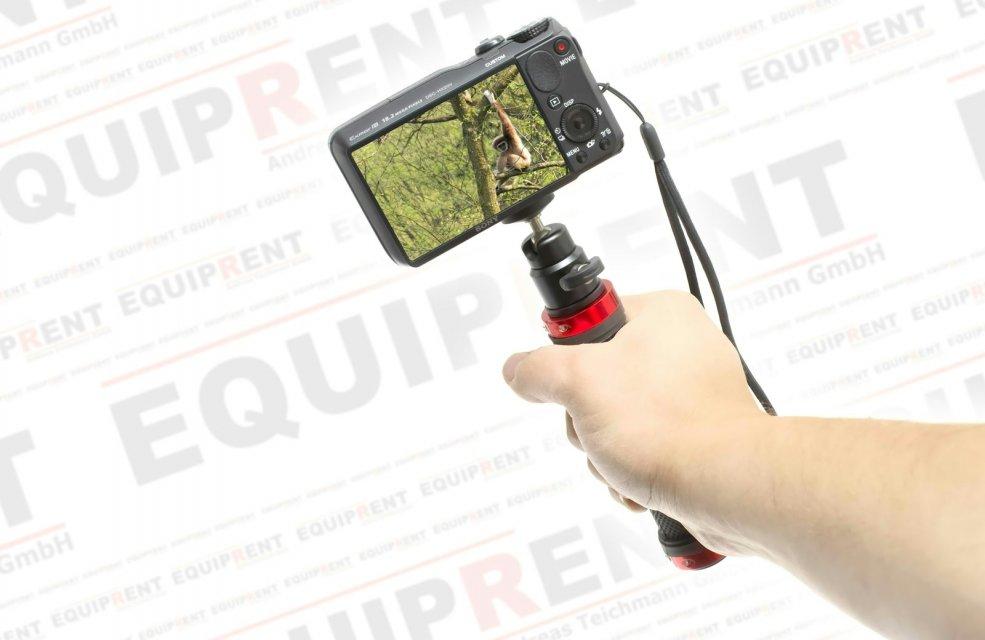 Sunrise Mobile Holder Rig / praktischer Haltegriff für Handy + Kamera Foto Nr. 8